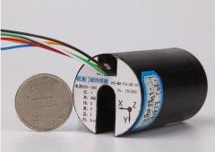随缆型三轴磁通门传感器