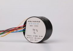 抗过载型型三轴磁通门传感器
