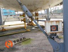 贵州某化工厂-液氨液位计-外测液位计