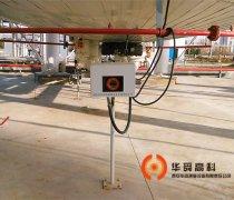 河南某化肥厂-液氨液位计-外测液位计